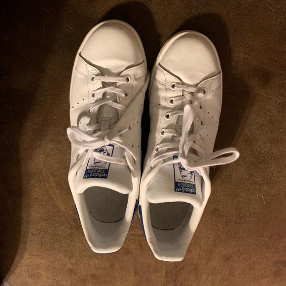 a9e67259c3d47 Adidas Stan Smith Tennis Shoes, good condition